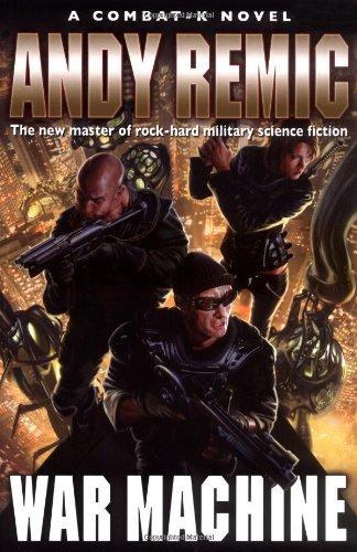 9781844165223: War Machine: A Combat-k Novel (Combat-K Novels)