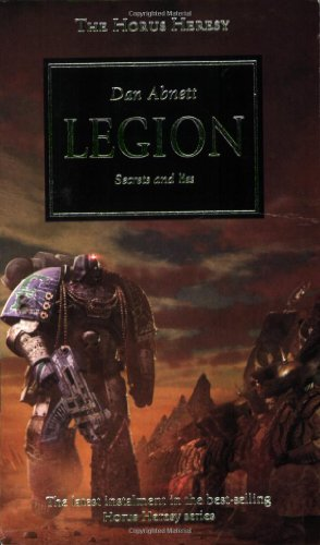 9781844165360: Legion (The Horus Heresy)