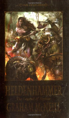 Heldenhammer: Book 1 (The Time of Legends)