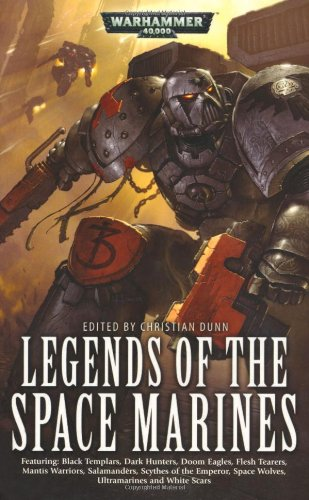 9781844165612: Legends of the Space Marines