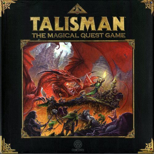 9781844165780: Talisman: The Magical Quest Game