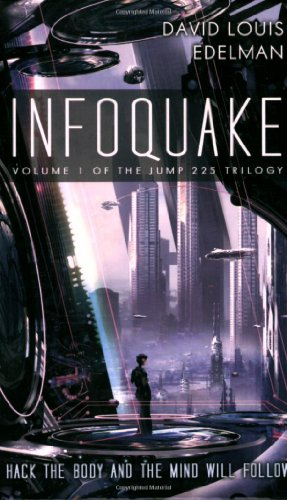 9781844165827: Infoquake: Book One of the Jump 225 Trilogy