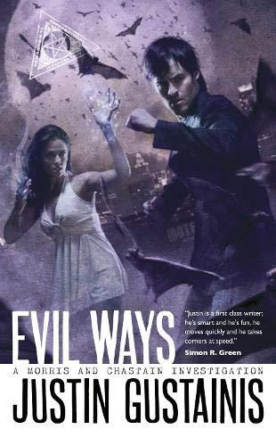 9781844165933: Evil Ways (Quincey Morris, Book 2)