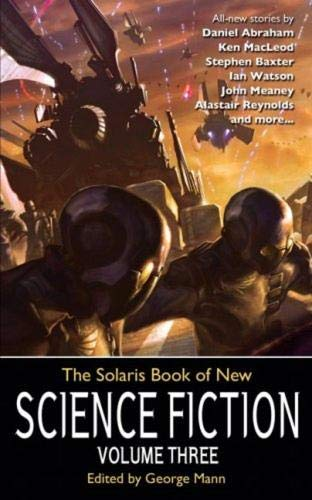 9781844165995: The Solaris Book of New Science Fiction, Vol. 3