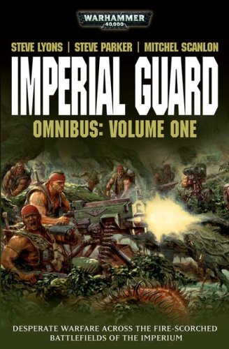 """9781844166114: Imperial Guard Omnibus: """"Fifteen Hours"""" WITH """"Death World"""" AND """"Rebel Winter"""" v. 1 (Warhammer 40000)"""