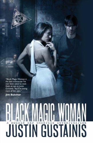 9781844166183: Black Magic Woman (Quincey Morris 1)