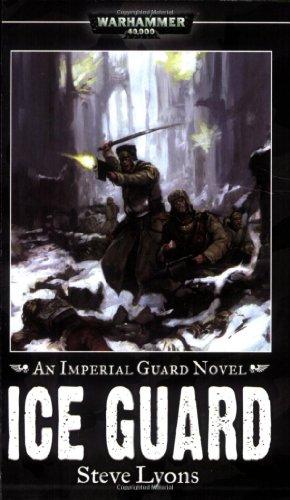 Ice Guard (Imperial Guard): Lyons, Steve