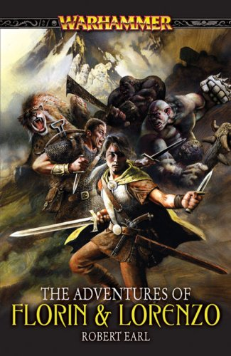 9781844166800: The Adventures of Florin & Lorenzo (Warhammer Omnibus)