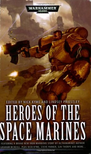 9781844167302: Heroes of the Space Marines (Warhammer 40000)