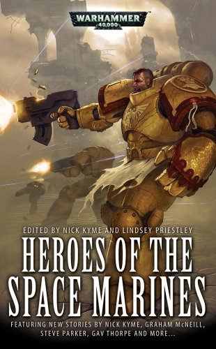 9781844167319: Heroes of the Space Marines (Warhammer 40,000 Novels)