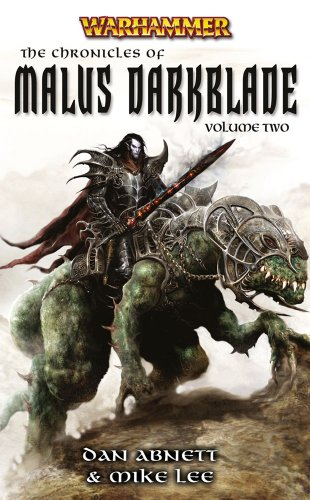 9781844167838: The Chronicles of Malus Darkblade: Volume Two