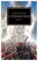 9781844168095: A Thousand Sons (Horus Heresy)