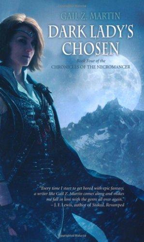 9781844168309: Dark Ladys Chosen (Chronicles of the Necromancer)