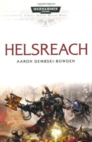 9781844168620: Helsreach (Space Marine Battles)