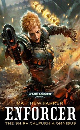 Enforcer (Shira Calpurnia): Matthew Farrer