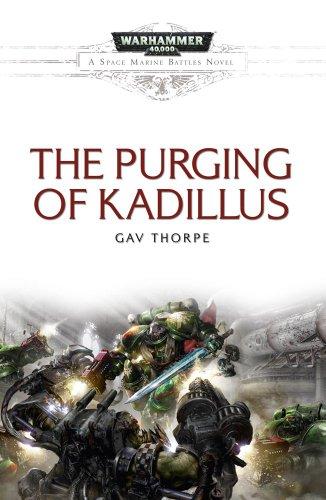 9781844168972: The Purging of Kadillus (Space Marine Battles)