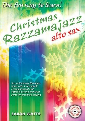 9781844170975: Watts: Christmas Razzamajazz Alto Sax