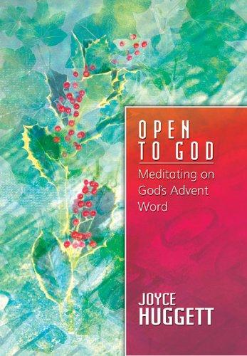 Open to God (9781844171408) by Joyce Huggett