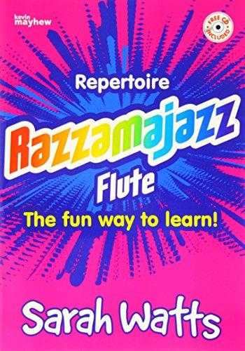 9781844172252: Razzamajazz Repertoire Flute