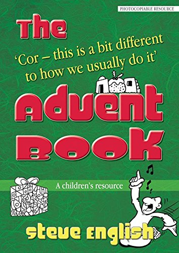 The Advent Book: Steve English
