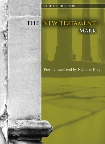 9781844175284: New Testament Study Guide - Mark