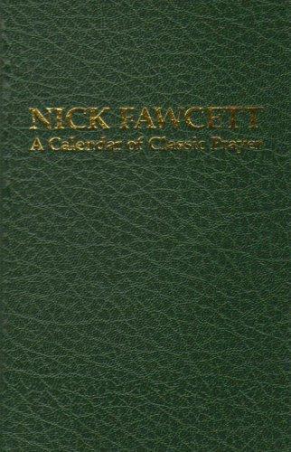 Calendar of Classic Prayer - Presentation (Paperback)