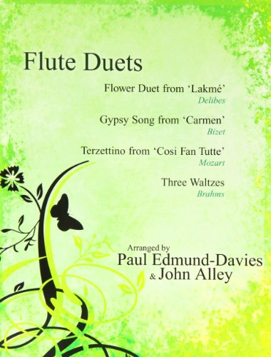 9781844178568: Flute Duets the Flower Duet from Lakme