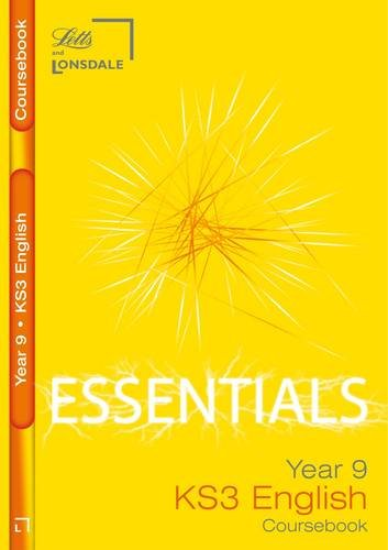 9781844191307: Year 9 English: Course Book (Lonsdale Key Stage 3 Essentials)
