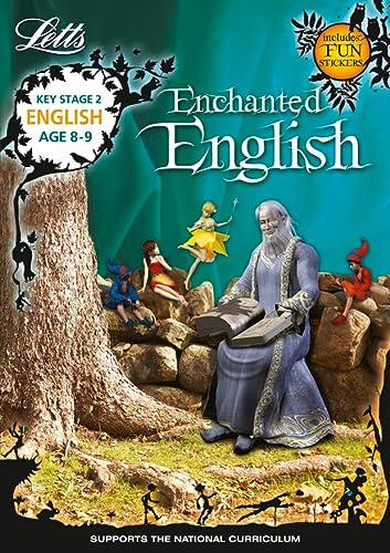 9781844191734: English Age 8-9 (Letts Enchanted English)