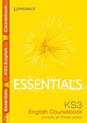 9781844192380: Complete Key Stage 3 English: KS3: Course Book (Lonsdale Key Stage 3 Essentials)