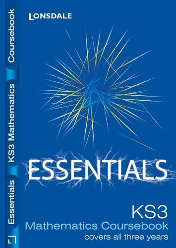 9781844192397: Complete Key Stage 3 Maths (Lonsdale Key Stage 3 Essentials)