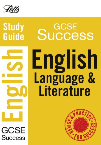 English Language and Literature: Study Guide (Letts GCSE Success)