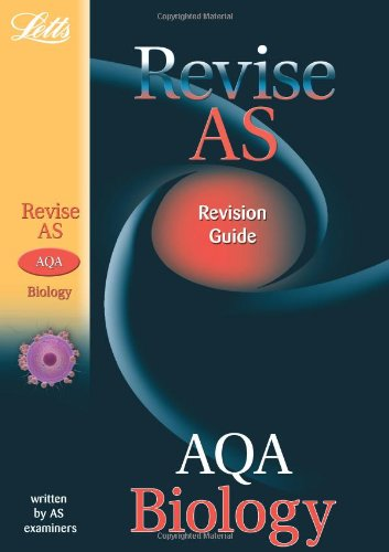 9781844193080: AQA Biology: Study Guide (Letts AS Success)