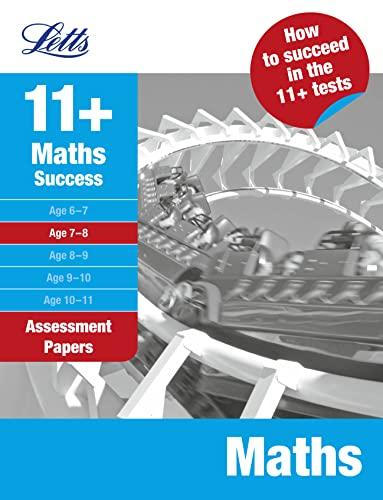 9781844193424: Maths Age 7-8 (Letts 11+ Success)