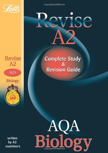 9781844194155: AQA Biology: Study Guide (Letts A2 Success)