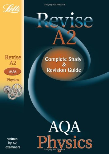 9781844194179: AQA Physics: Study Guide (Letts A-level Revision Success)