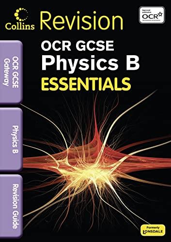 9781844194902: Essentials - OCR Gateway Gcse Physics. Revision Guide (Collins GCSE Essentials)