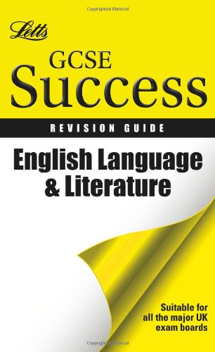 9781844195206: Gcse English Language and Literature. Revision Guide