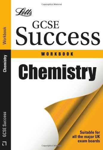 9781844195312: Letts GCSE Revision Success – Chemistry: Revision Workbook