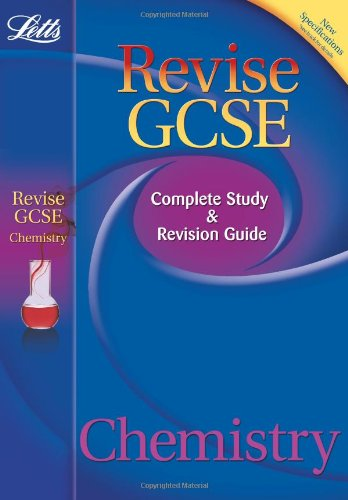 Chemistry: Study Guide (Letts GCSE Success): Poole, Emma