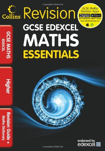 9781844196821: Edexcel Maths Higher Tier: Revision Guide (Collins GCSE Essentials)