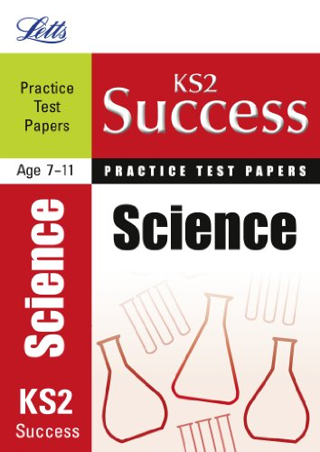 Science: Practice Test Papers (Letts Key Stage 2 Success) (1844196879) by Bob McDuell; Jackie Clegg