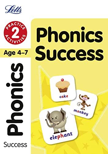 9781844197019: Phonics 2: Practice Activities (Letts Key Stage 1 Success)