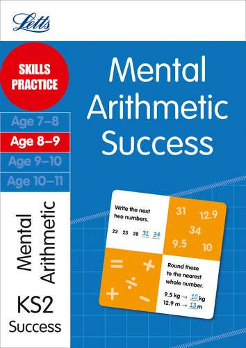 9781844197316: Mental Arithmetic Age 8-9: Skills Practice (Letts Key Stage 2 Success)