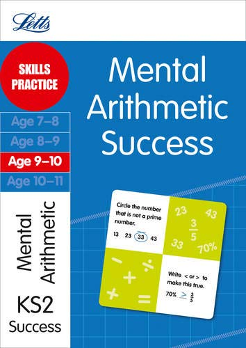 9781844197323: Mental Arithmetic Age 9-10: Skills Practice (Letts Key Stage 2 Success)