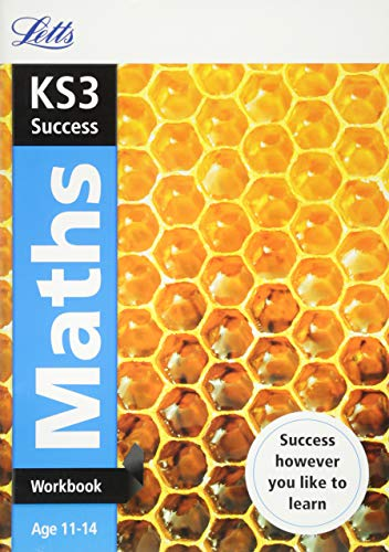 9781844197569: Letts Key Stage 3 Revision ― Maths: Workbook