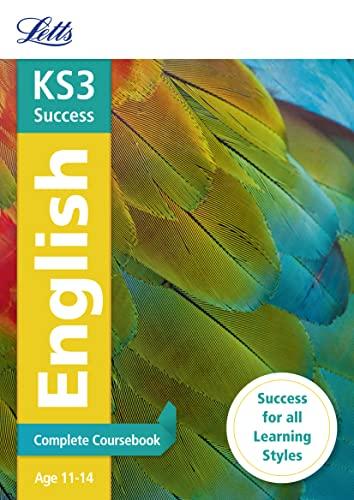 9781844197613: KS3 English Complete Coursebook (Letts KS3 Revision Success)