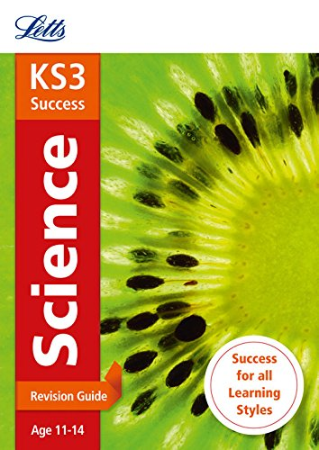 9781844197637: Letts Key Stage 3 Revision Science: Revision Guide