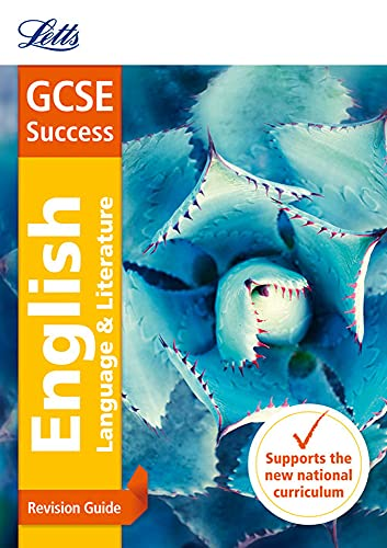 9781844198092: Letts GCSE Revision Success (New 2015 Curriculum Edition) — GCSE English Language and English Literature: Revision Guide
