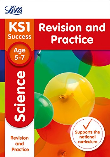 9781844198146: Letts Ks1 Revision Success - New 2014 Curriculum Edition -- Ks1 Science: Revision and Practice